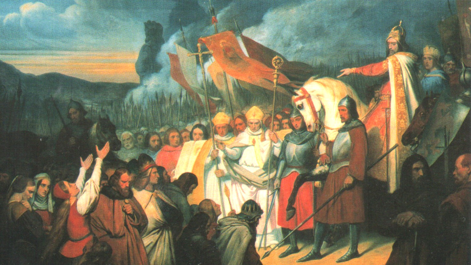 Christendom on the Eve of the Viking Age