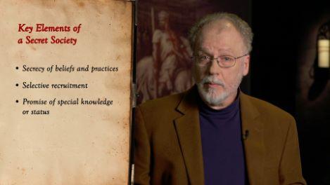 Secret Societies: The Underworld of History