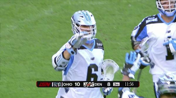 Ohio Machine vs Denver Outlaws Highlight
