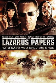 Image of The Lazarus Papers