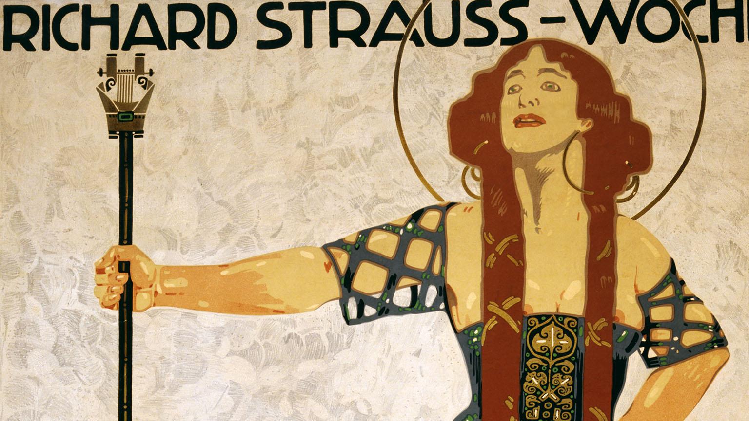 Late Romantic German Opera—Richard Strauss and Salome