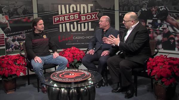 Inside PressBox 12/30/18 Pt. 1: Baltimore Blast Head Coach Danny Kelly