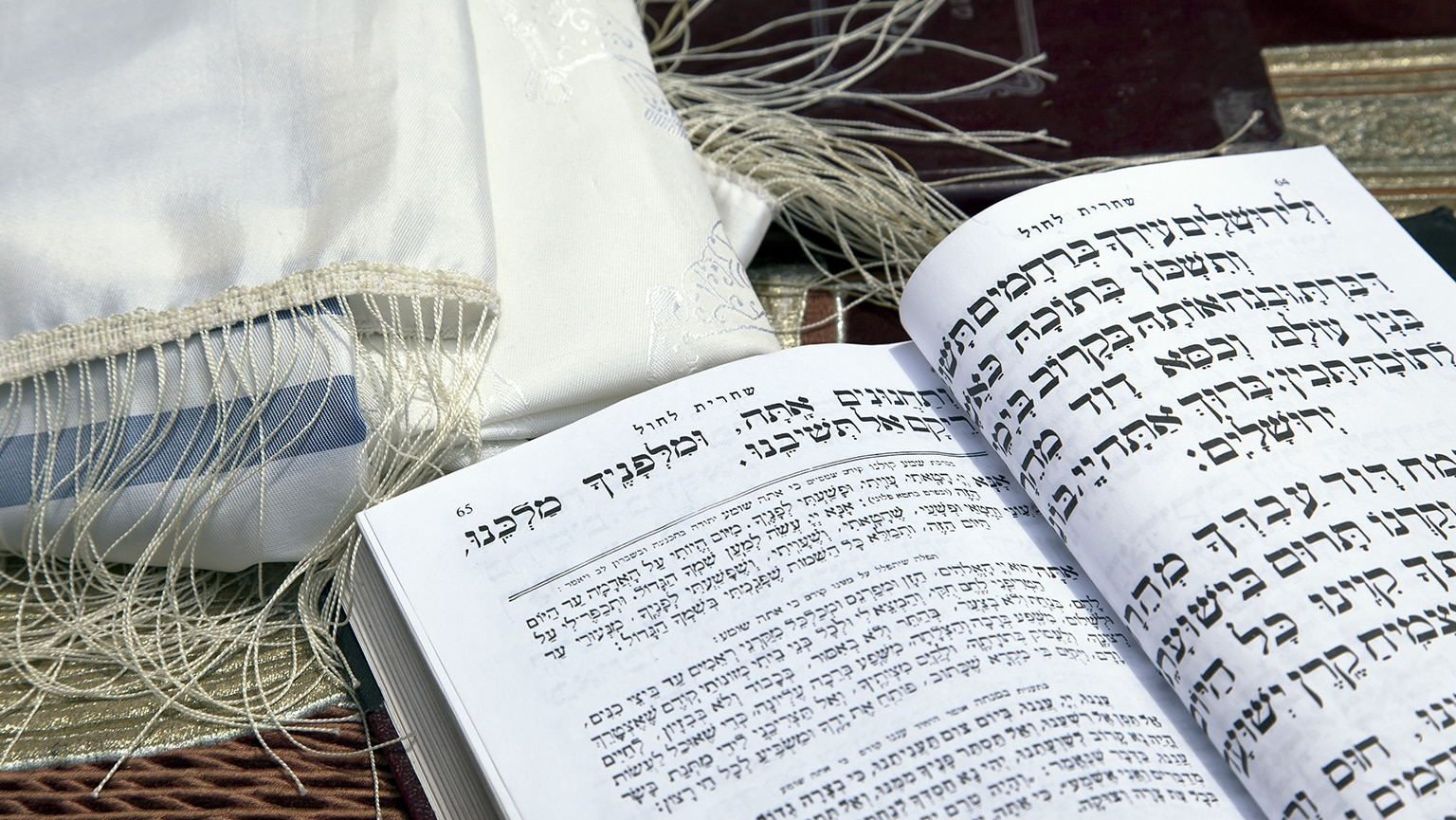 Interlude—A Wisdom Psalm on Torah