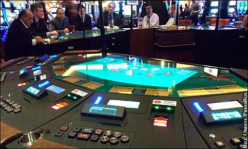 Blackjack tournament mn