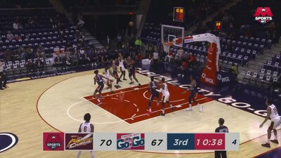 Highlights: Go-Go vs. Charge 11/23/18