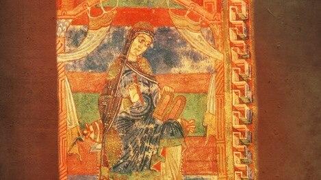 Radegund Founds a Convent