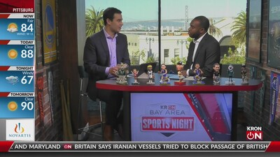 Bay Area Sports Night June 11, 2019