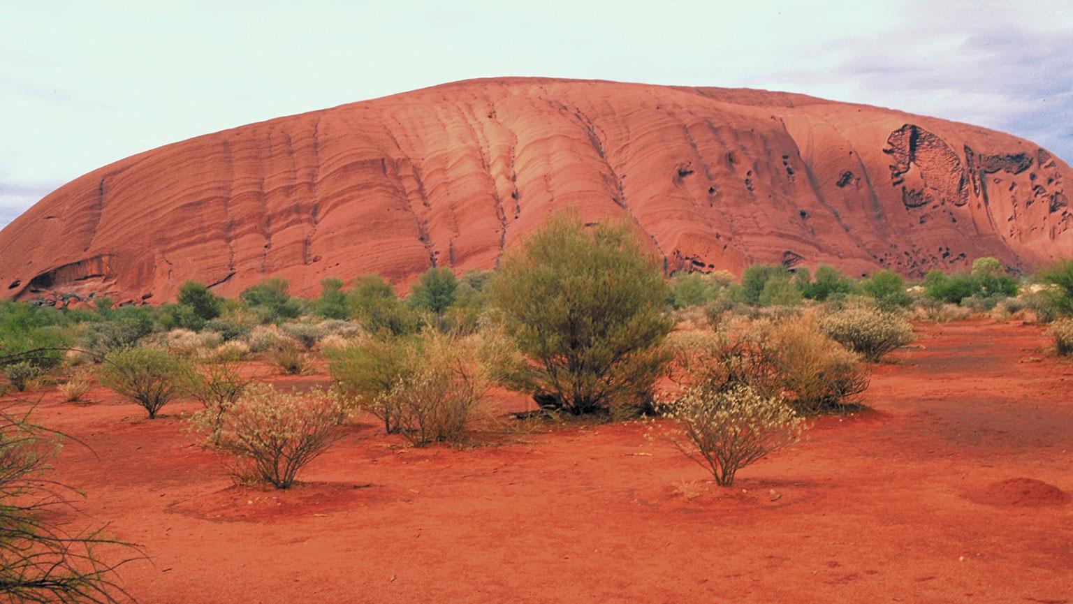 Uluru/Ayers Rock—Sacred Nature of Rocks