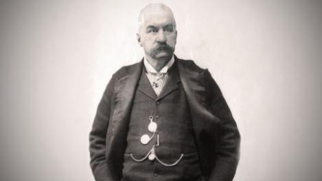 Enter J. P. Morgan