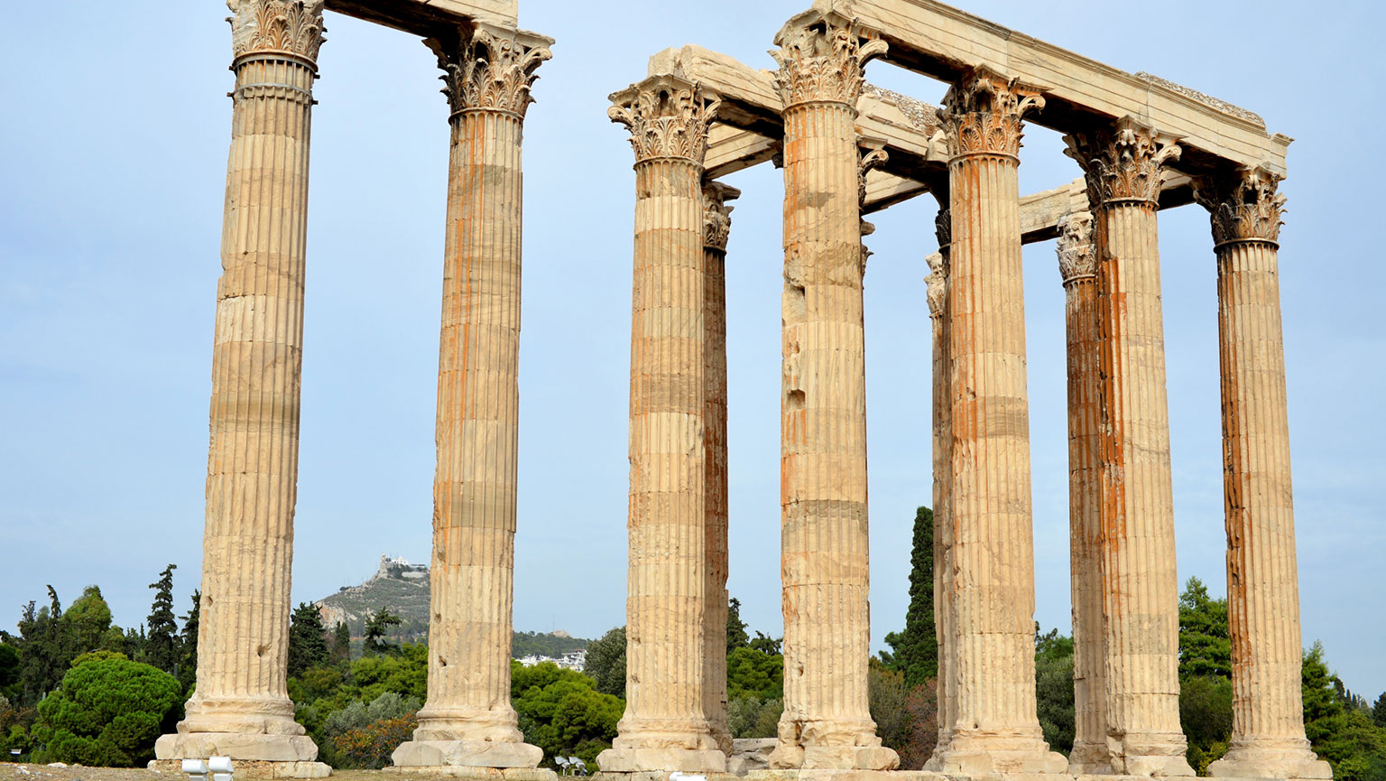 In the Footsteps of Socrates—Historic Athens