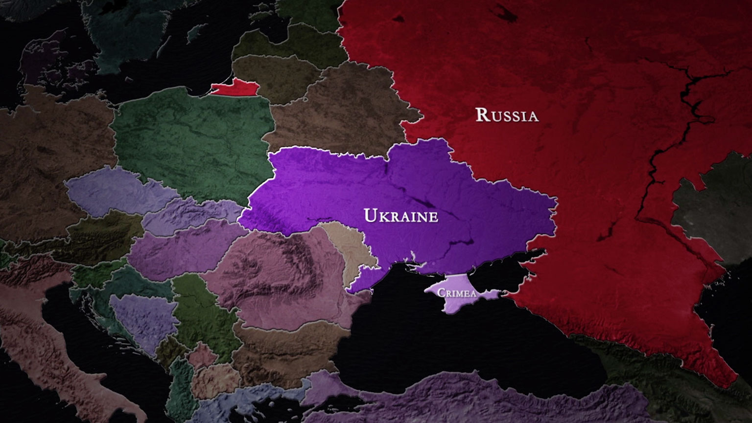 Image of The Unfolding Ukraine-Russia Crisis free