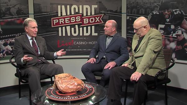 Image of Inside PressBox 11/04/18 Pt. 2: An Evening With The '83 Orioles