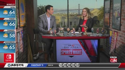 Bay Area Sports Night June 26, 2019