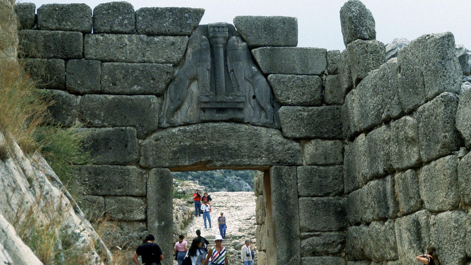 Mycenae—Where Kings Planned the Trojan War