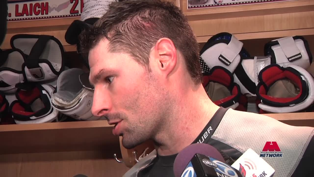 Troy Brouwer 1/7/14