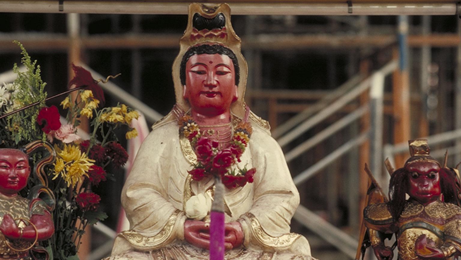 Celestial Buddhas and Bodhisattvas