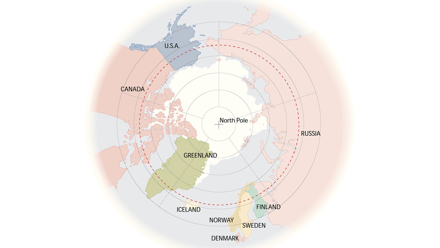 Geology of the Arctic Circle