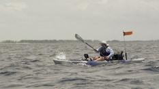 Kayak Fishing Grand Bahamas Island