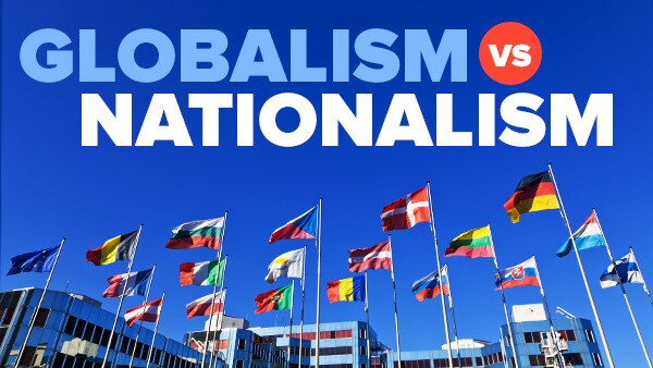 International Economic Institutions Globalism Vs Natio