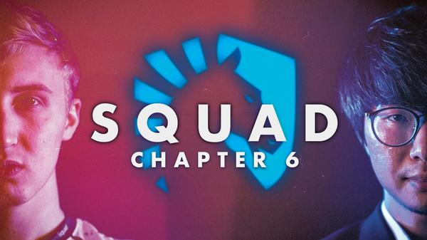 SQUAD Chapter 6: Cruel Summer