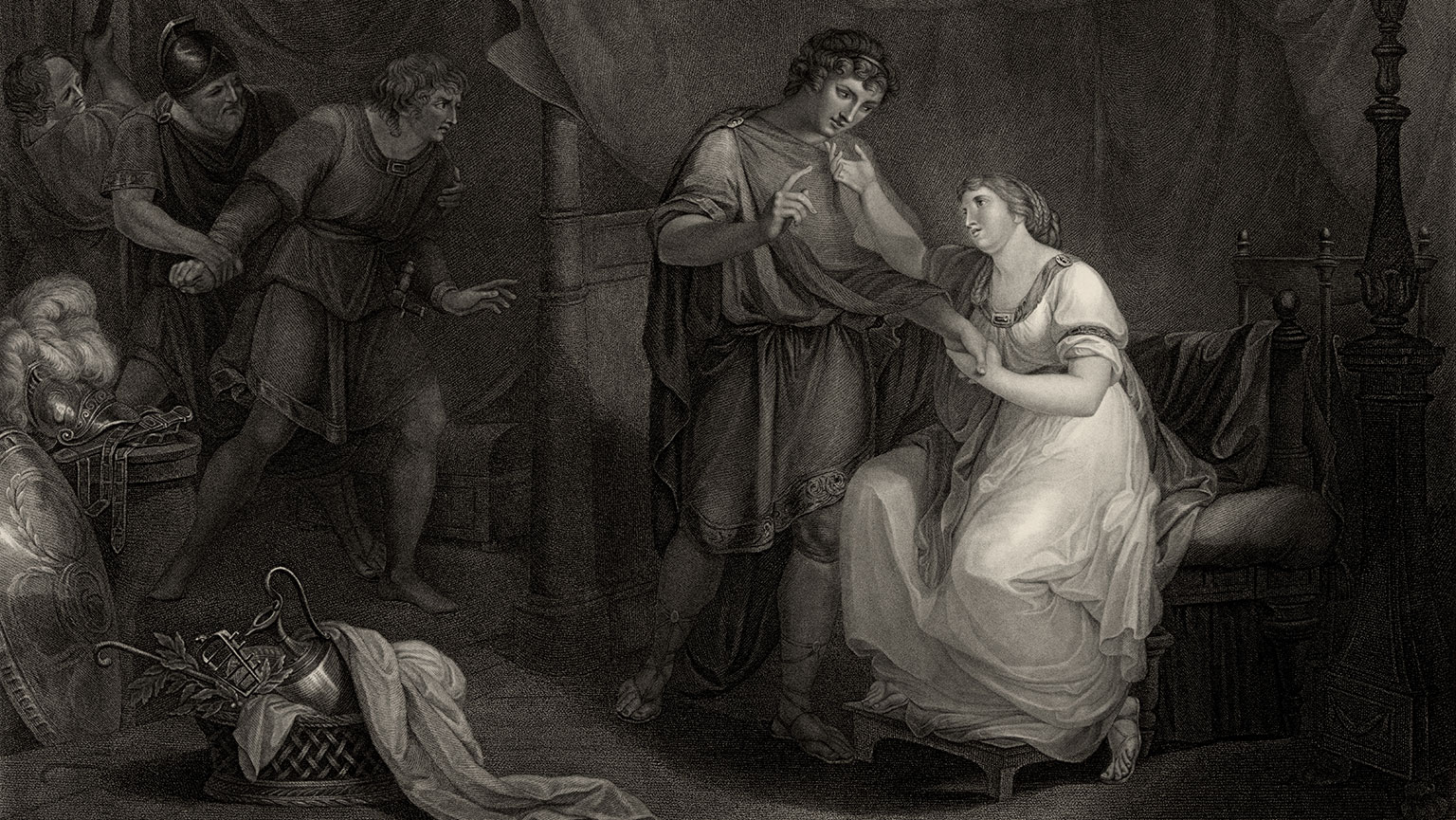 Troilus and Cressida—Heroic Aspirations