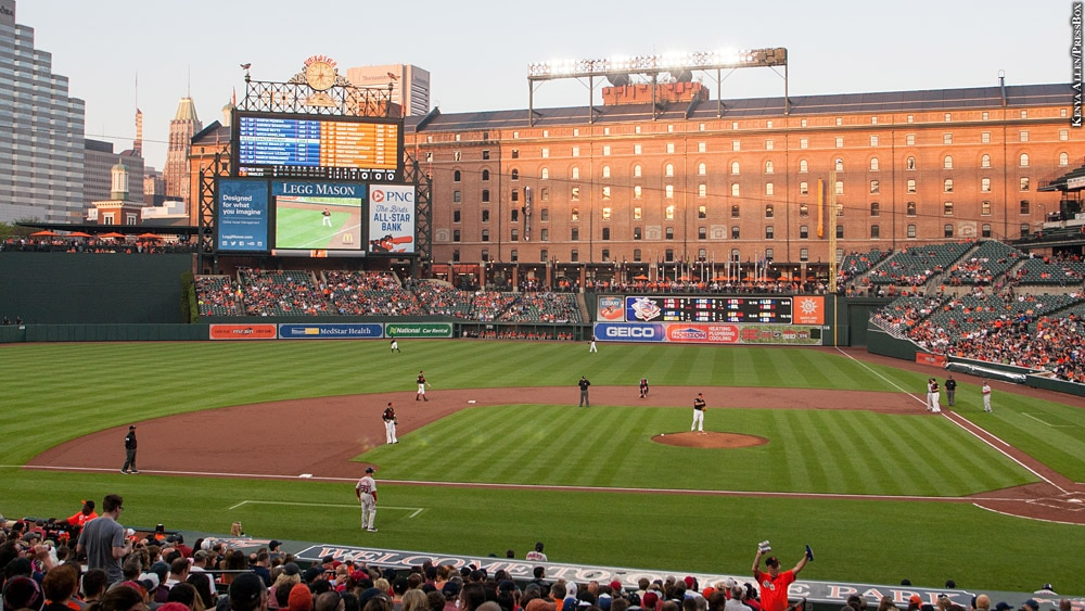 Orioles Announce Multi Year Partnership With Naval Academy
