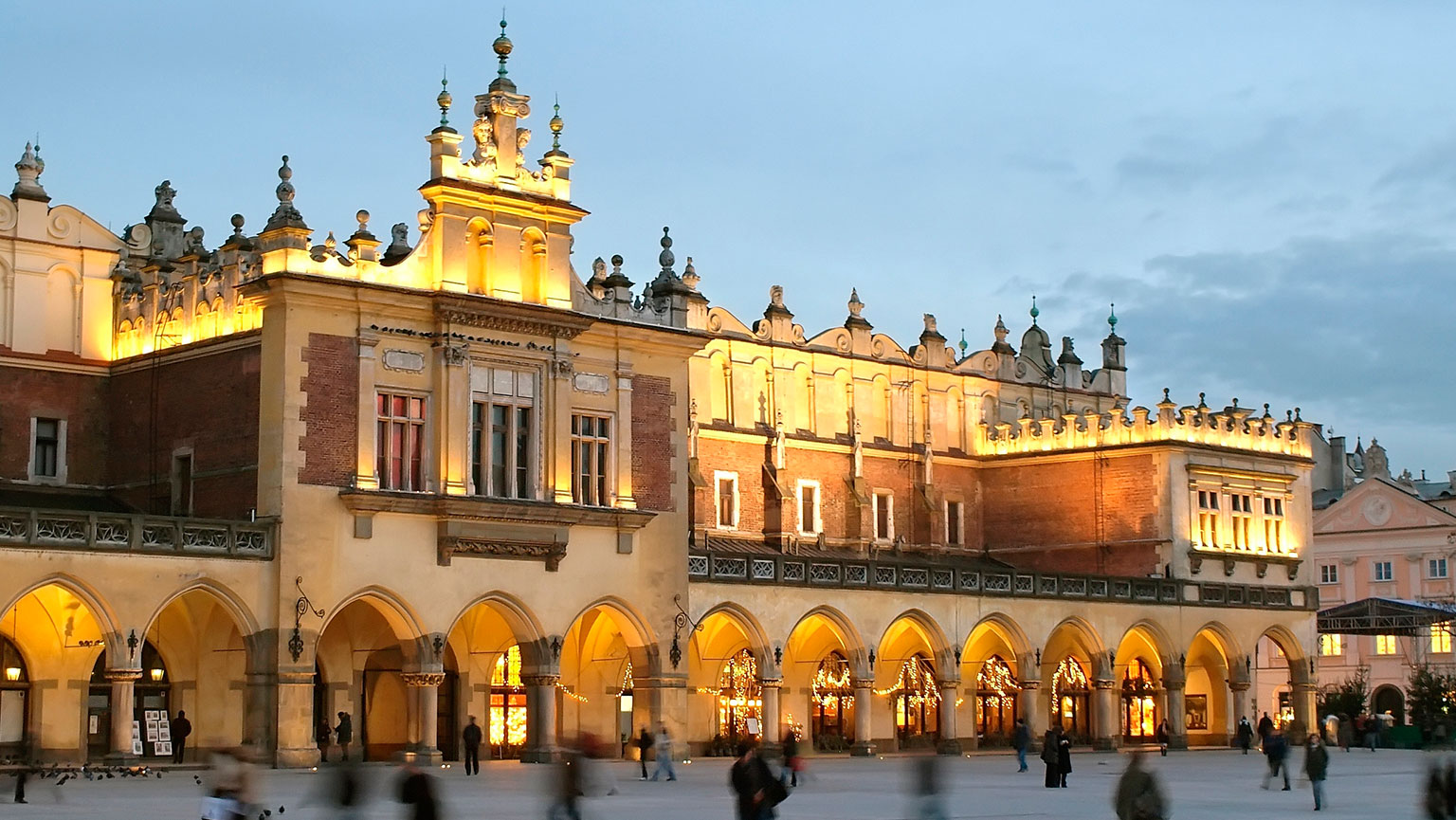 Kraków—Crossroads of Europe