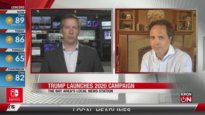 President Trump launches 2020 campaign
