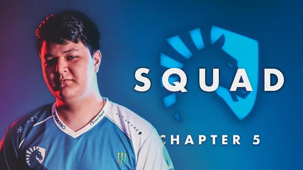SQUAD Chapter 5: Preseason