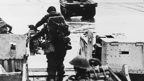 a historical account of the infamous d day in nomandy in 1944