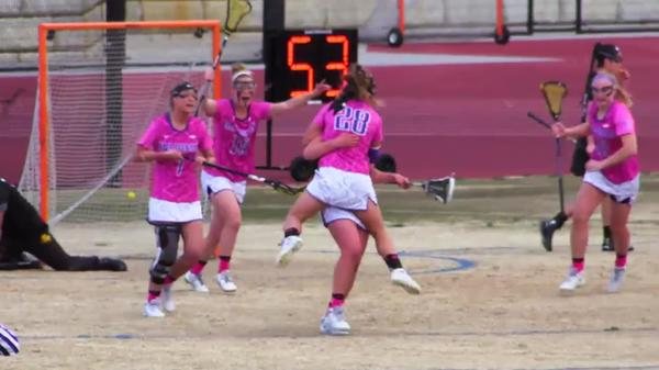 2017 CAA Women's Lacrosse Year in Review Special