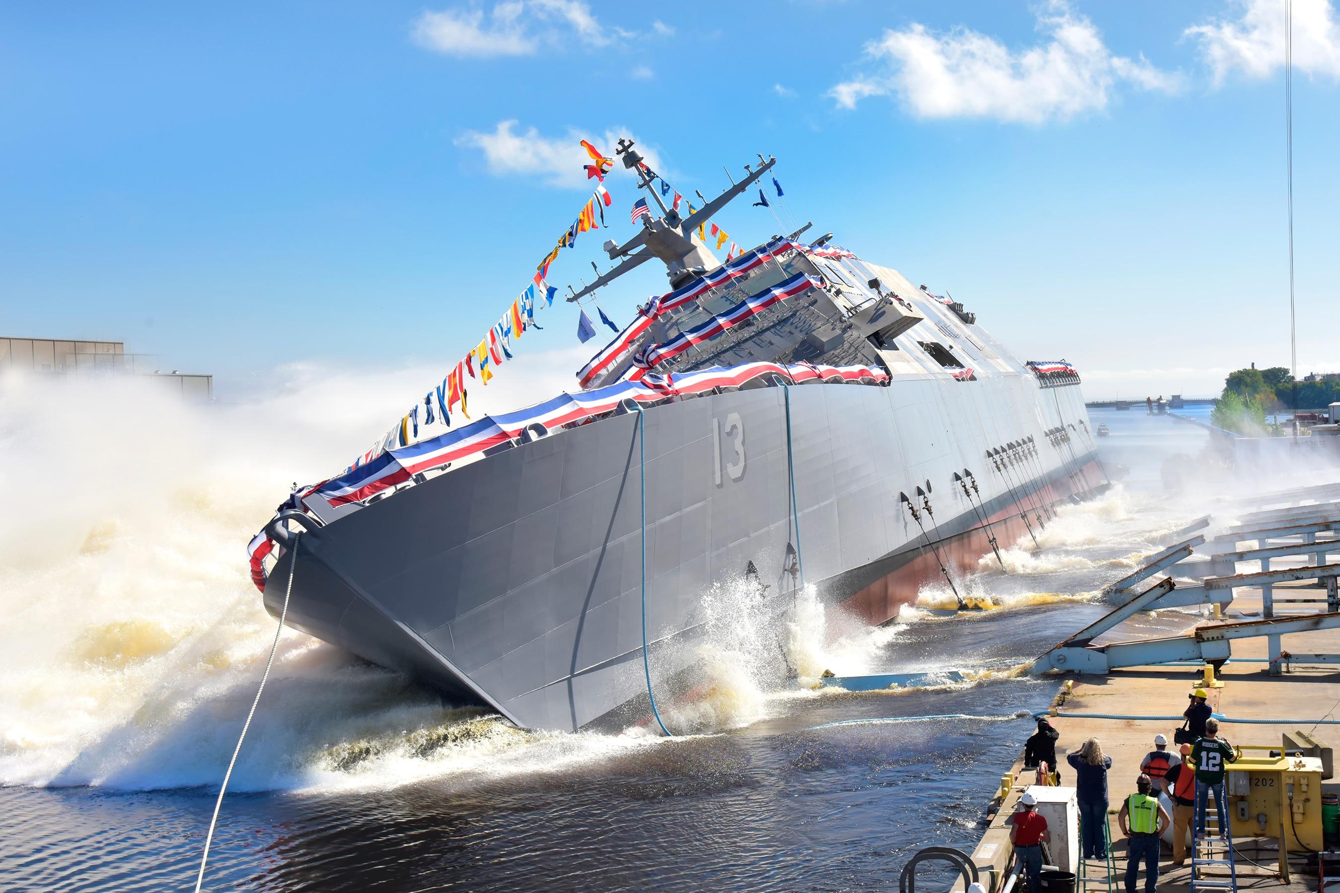 Marinha de Trump