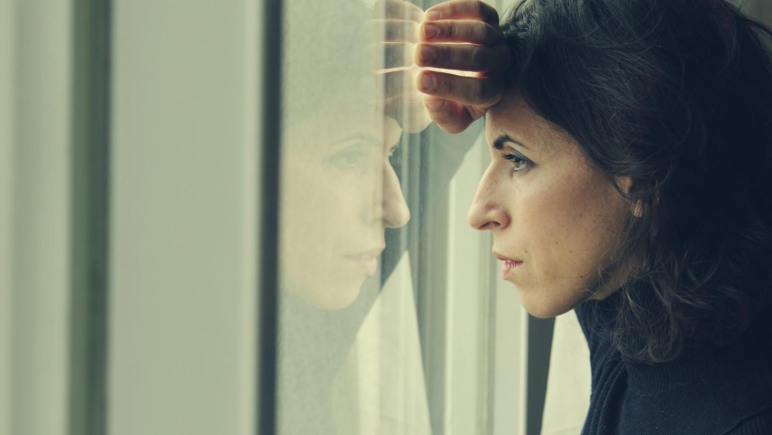 Seeing the Glass Half Empty—Depression