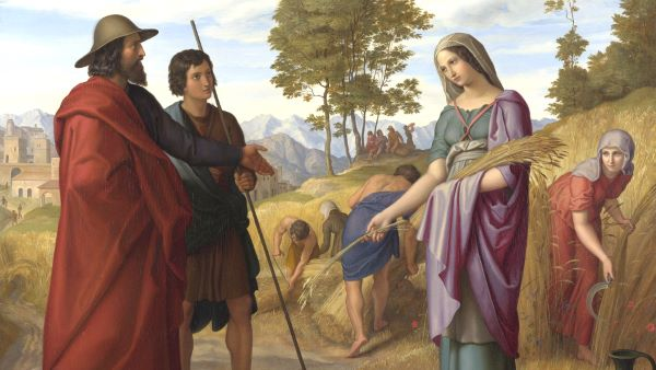 Biblical Short Stories: Ruth and Esther