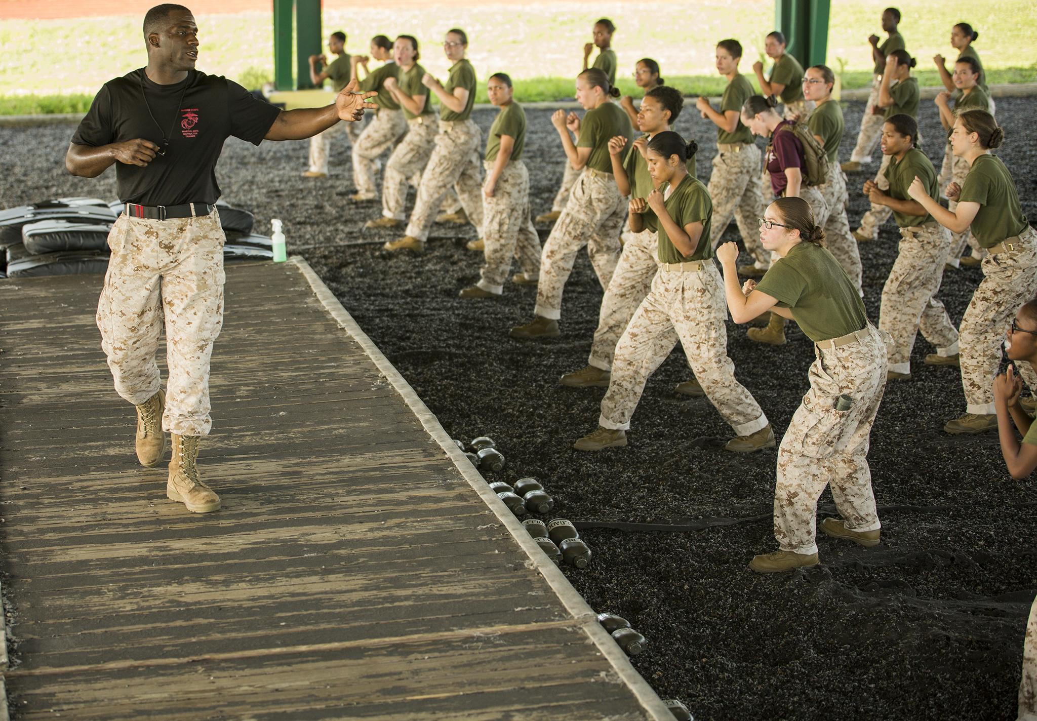 Marines Pre Boot Camp Workout Eoua Blog