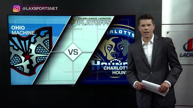 Image of Semifinals: Charlotte vs Ohio