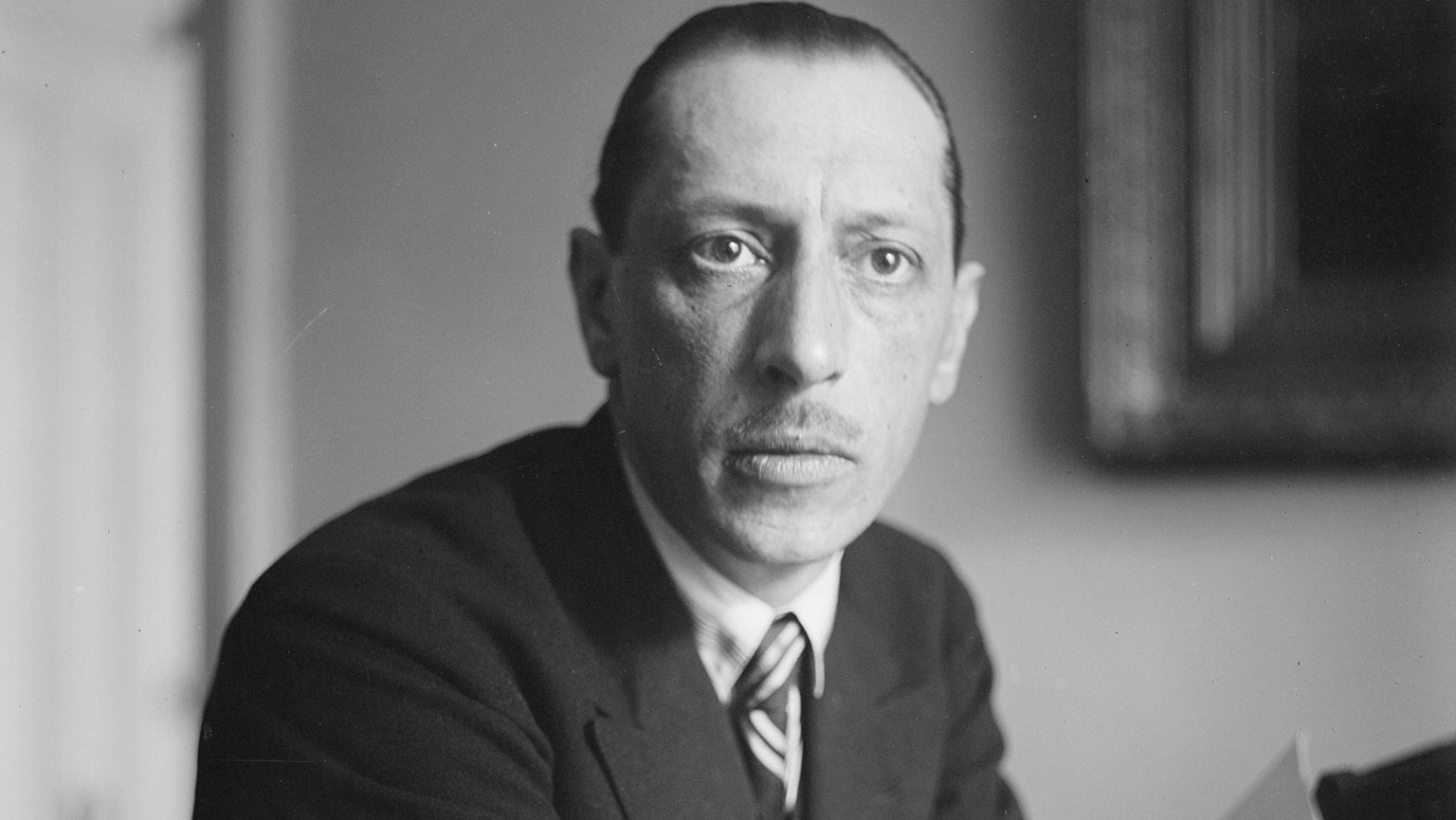 Early 20th-Century Modernism—Igor Stravinsky