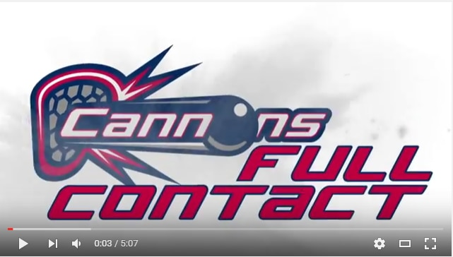 Image of Cannons Full Contact E5 P2: Tyler Fiorito player profile