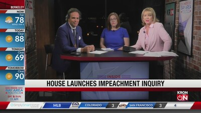 Inside Bay Area Politics: Impeachment Inquiry