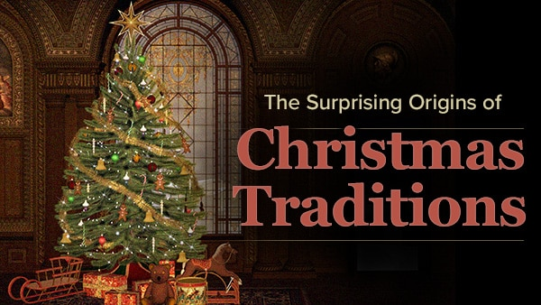 Christmas Origins.The Surprising Origins Of Christmas Traditions The Great