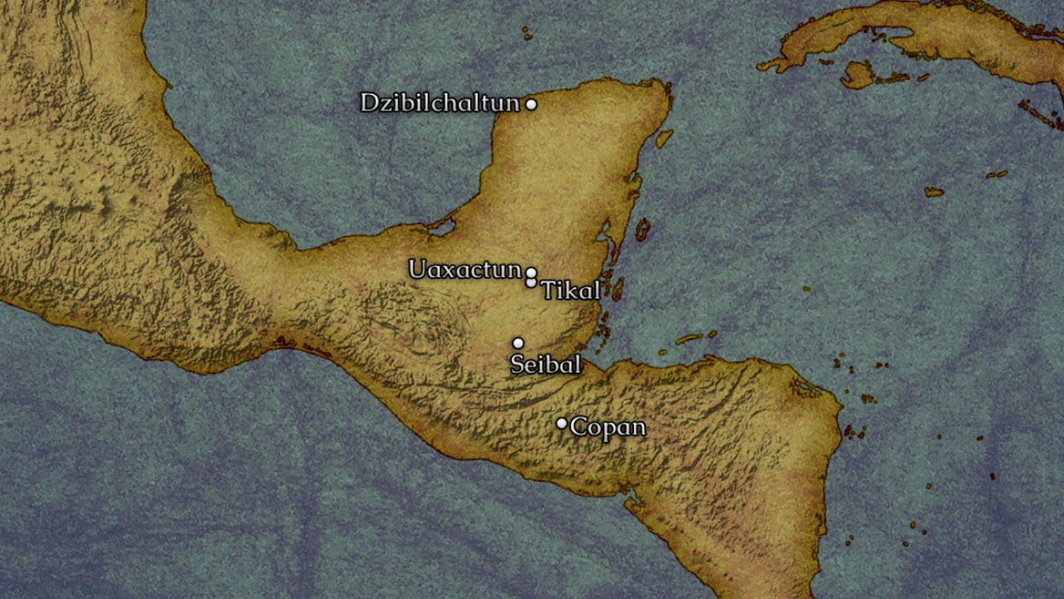 Preclassic Maya Lowlands—El Mirador