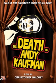 Image of The Death Of Andy Kaufman