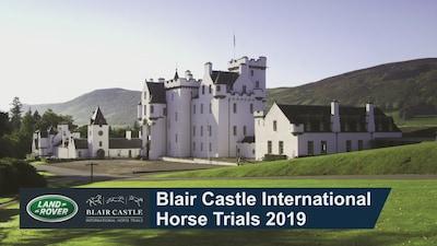 Blair Castle Horse Trials 2019 CCI 4* Short
