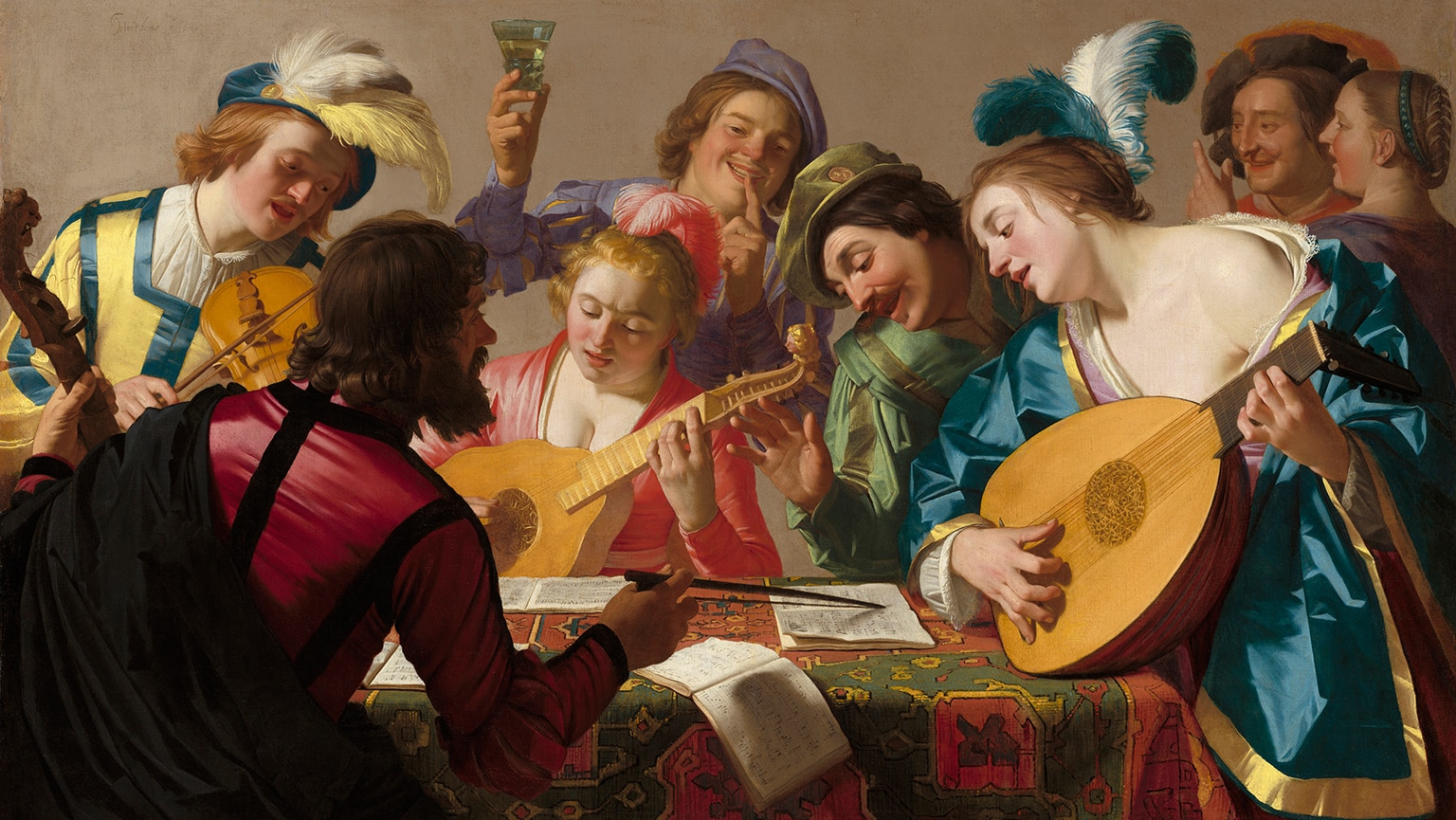 Invention of Opera and Monteverdi's Orfeo, II