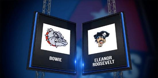 High School Basketball Showcase: Eleanor Roosevelt vs. Bowie (GIRLS) 1/13/17