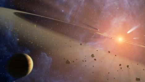 Near-Earth Asteroids and the Asteroid Belt