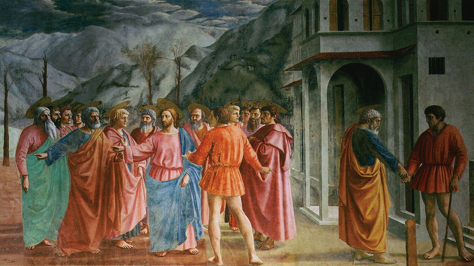 Masaccio—The Brancacci Chapel