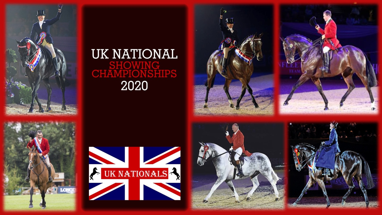 UK National Showing Championships 2020