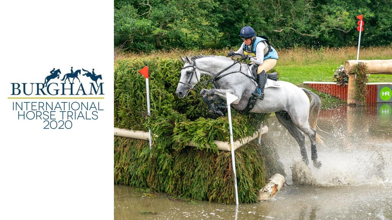Burgham International Horse Trials 2020