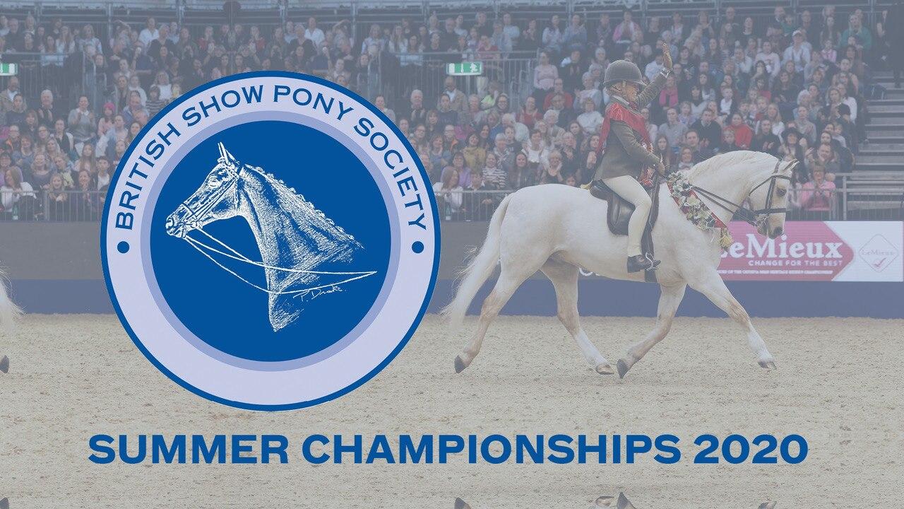 British Show Pony Society Championships 2020